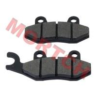 Left Brake Pad, Front Brake