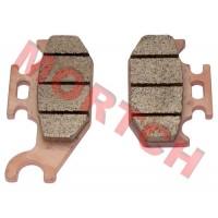 Sintered Rear Brake Pad