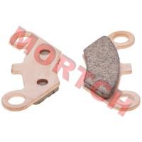 Sintered Front Brake Pad