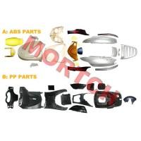 Falcon E Plastic Parts