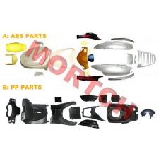 Falcon I ABS Parts