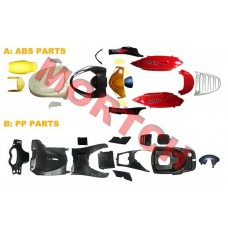 Falcon III ABS Parts