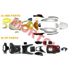 Falcon IV ABS Parts