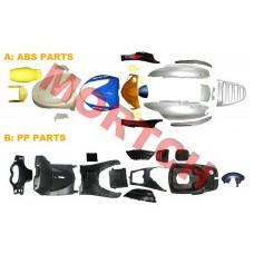 Falcon V ABS Parts
