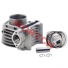 GY6 125cc Cylinder Assy (52.4mm)