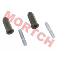 GY6 Exhaust Nuts Set M6