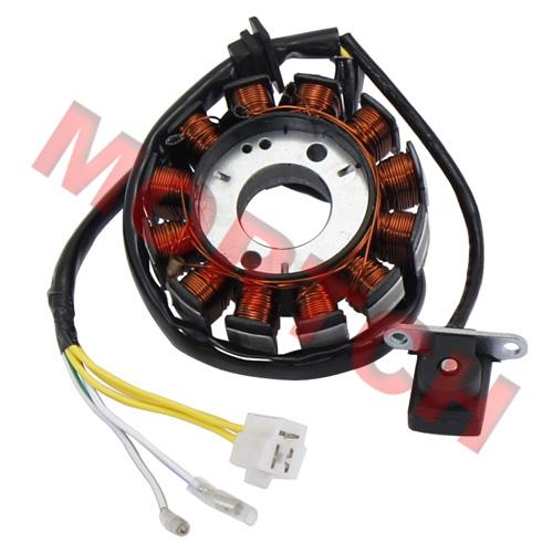 gy6 125cc 150cc 12 pole statorStator Electrical Help 150cc Gy6 #20