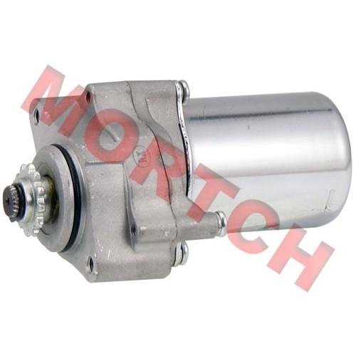 C100 Down Starter Motor Assy