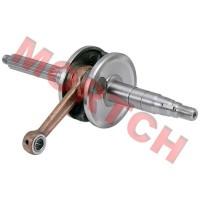 JOG 50cc Crankshaft Assy 10mm / 12mm