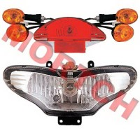 B08 Lights Assy