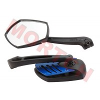 Motorcycle Rear View Mirror Koso Style