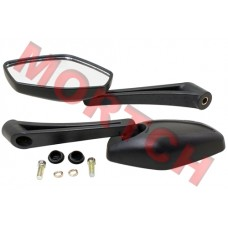 Motorcycle Rear View Mirror - Plastic