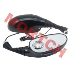 Motorcycle Rear View Mirror with MP3 Player