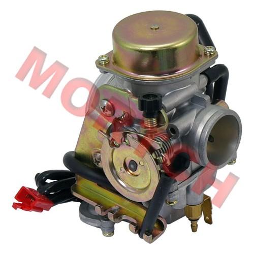 Keihin YP250 YP300 Carburetor Assy PD30